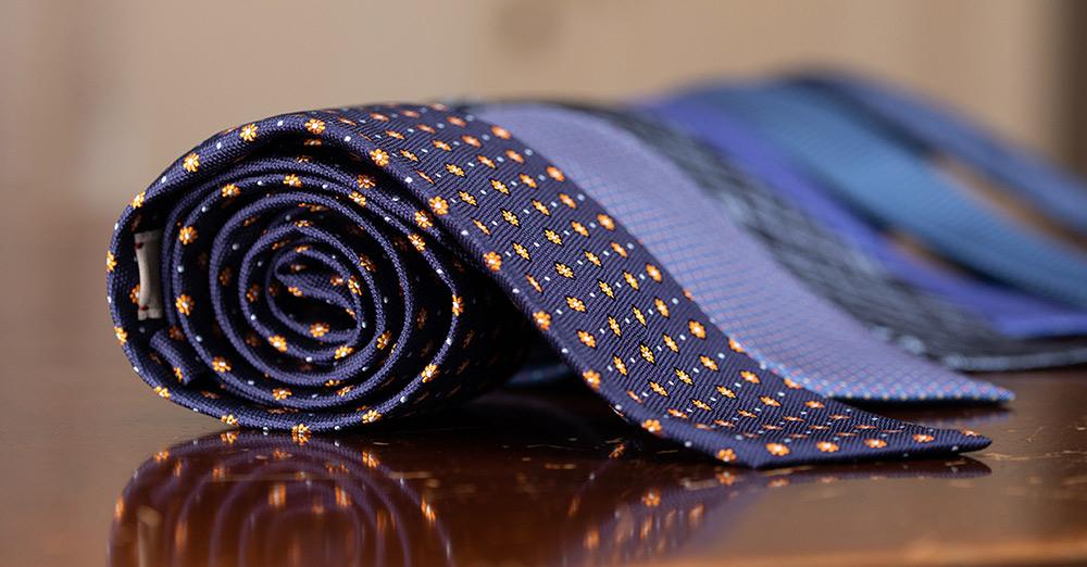 Krawatten Stoffwerk Wien